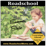 Summer Sun and Roadschool Fun