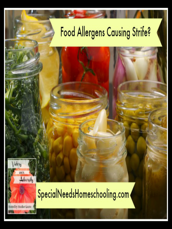 Food Allergens Causing Strife?