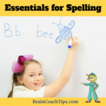 Essentials for Spelling
