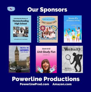 Homeschooling Books by Powerline Productions, Inc. | The Real Kingdom and The Counterfeit with Meredith Curtis, Podcast #050, is a tale of two kingdoms.