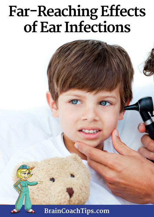 Far Reaching Effects of Ear Infections with Dr. Jan Bedell