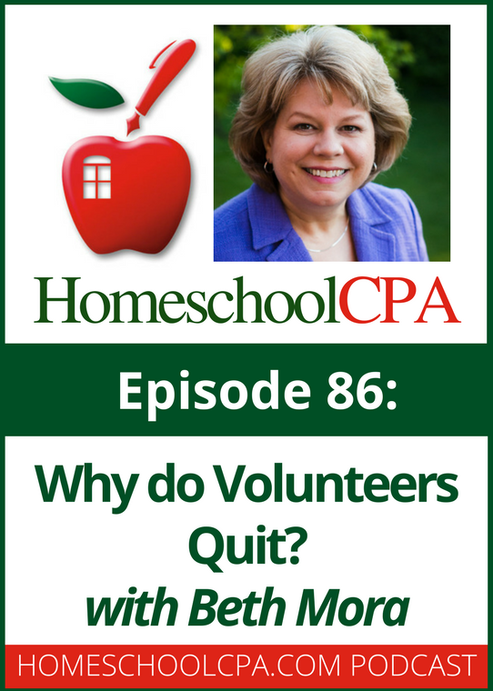 Why Do Volunteers Quit?  Interview with Beth Mora and Carol Topp, CPA.