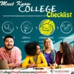 Must Know College Checklist