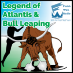 The Legend of Atlantis and Bull Leaping