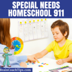 Homeschooling Special Needs 911