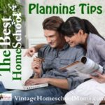 Best Homeschool Planning Tips