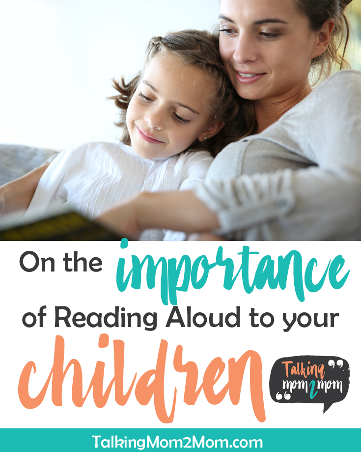 Join Lindsey as she discusses the importance of reading aloud and gives some encouragement and ideas for the mom who may not be delighted at the idea of reading aloud to her children.