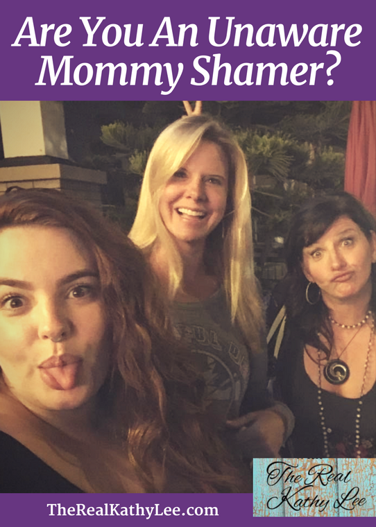 Are You an Unaware Mommy Shamer?
