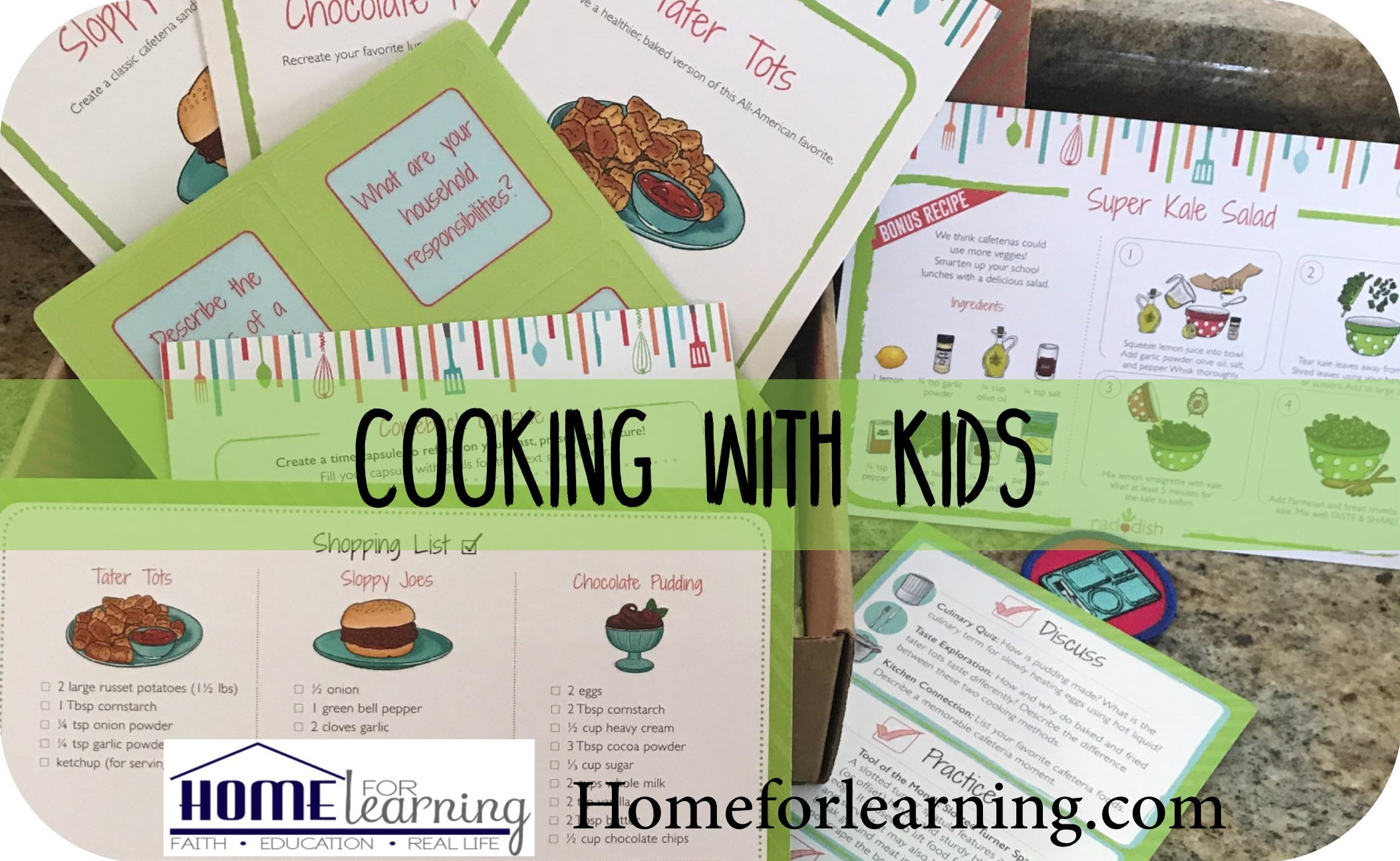 cooking with kids | kids cooking