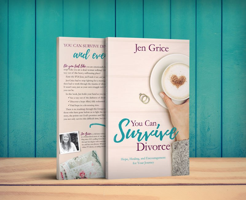 You can survive divorce with Jen Grice