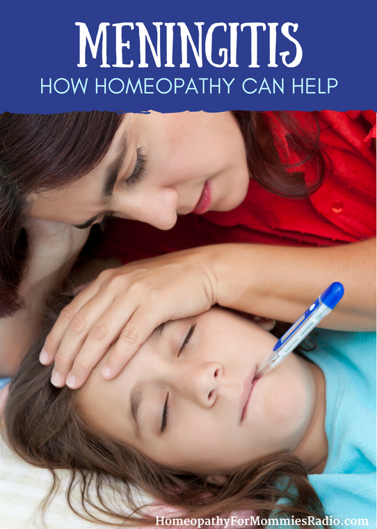 Homeopathy for Meningitis - How It Can Help with Sue Meyer of Homeopathy for Mommies