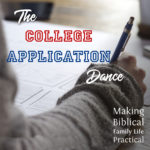 The College Application Dance – MBFLP 182