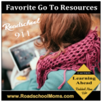 Favorite 15 Go-To Homeschool Resources