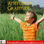 Teaching Kids To Be Thankful Everyday