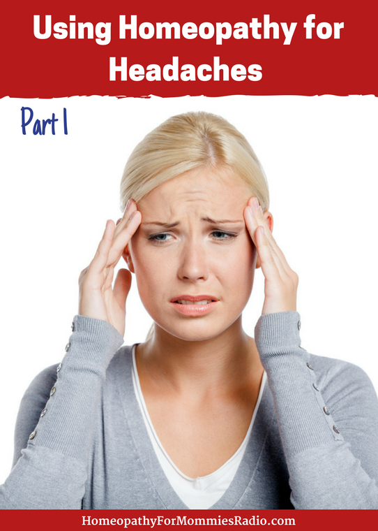 Using Homeopathy for Headaches