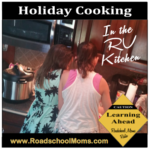 Holiday Cooking in the RV Kitchen