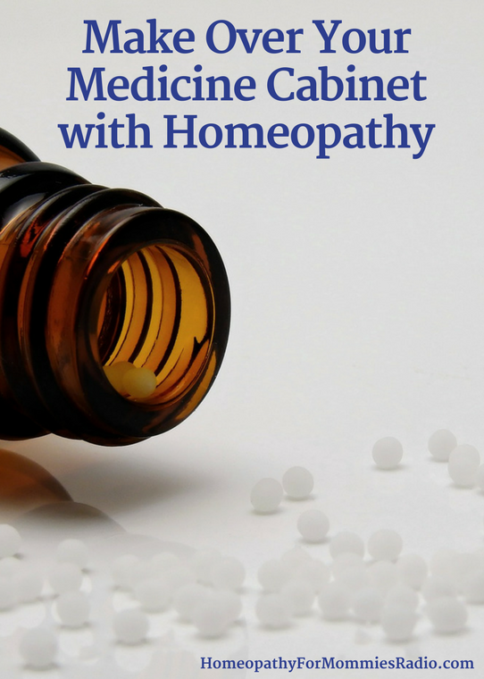 Make Over Your Medicine Cabinet with Homeopathy