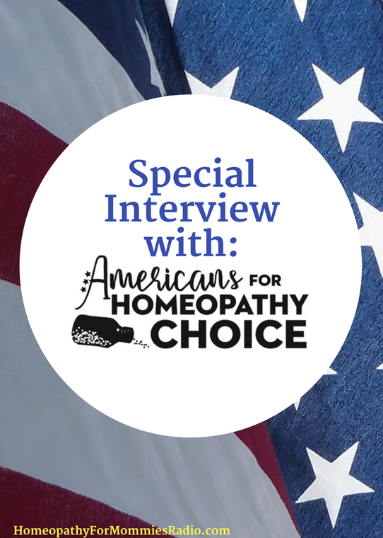 Join Sue Meyer for this special interview with Paola Brown from Americans for Homeopathy Choice