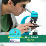 5 Reasons Why Homeschool High School Works