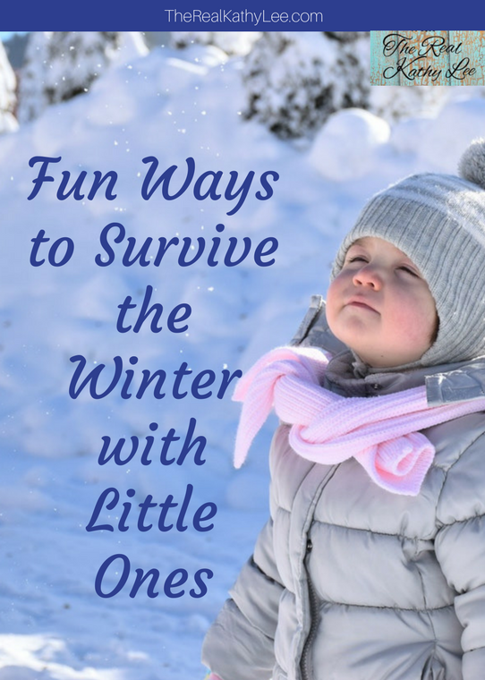 Fun Ways to Survive Winter with Little Ones