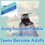 HSHSP Ep 99_ Being Real and Flexible When Your Teens Become Adults