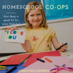 Is a Homeschool Co-op a Good Option for Your Family?