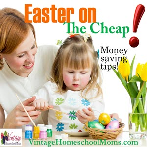 Easter on the cheap
