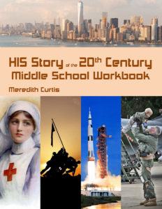 HIS Story of the 20th Century Middle School Workbook