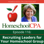 Recruiting Leaders for Your Homeschool Group