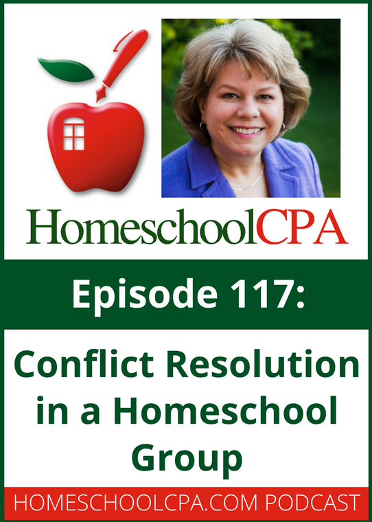 Conflict Resolution in a Homeschool Group - Homeschool CPA
