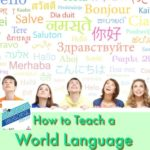 HSHSP Ep 101: How to Teach a World Language if You Don't Know One