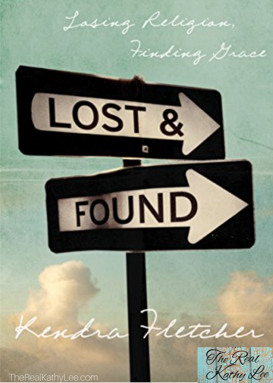 Lost and Found: Losing Religion, Finding Grace - with Kendra Fletcher
