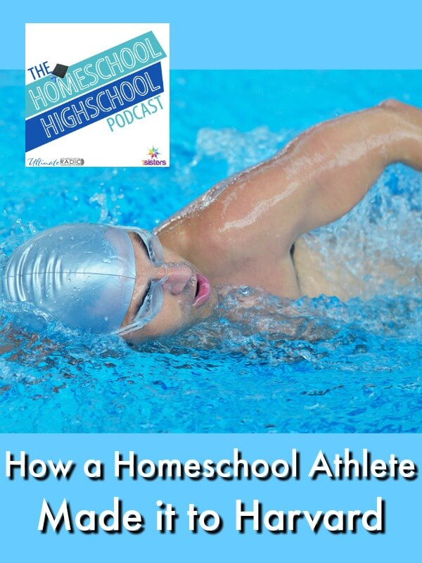 HSHSP 107: How a Homeschool Athlete Made it to Harvard
