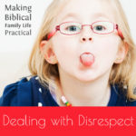 Dealing with Disrespect – MBFLP 201