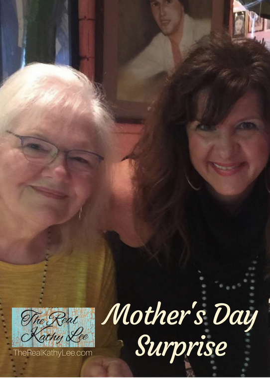 Mother's Day Surprise! with The Real Kathy Lee