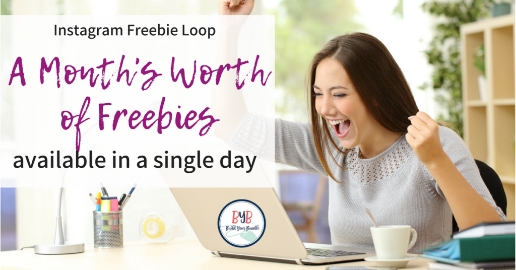 Get a month's worth of freebies in a single day