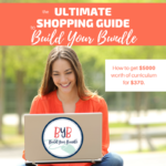 The Ultimate Shopping Guide for Build Your Bundle