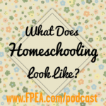 What Does Homeschooling Look Like?