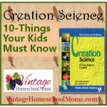 10 Things Your Child Must Know About the Origins Debate
