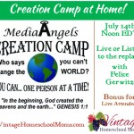 Vintage HS Moms – Creation Camp
