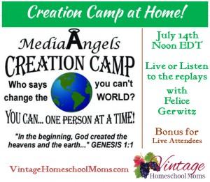 Creation Camp - Media Angels
