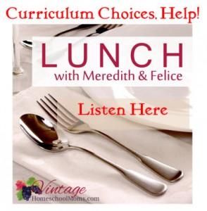 Curriculum Choices help listen now