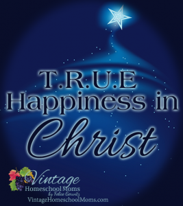 true love of Christ | The true love of Christ is never more evident than at Christmas time and Easter. During this season we look to Christ, #Homeschool #homeschooling #podcast #happinessinchrist