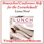Vintage HS Moms – Help! I'm Going to a Convention
