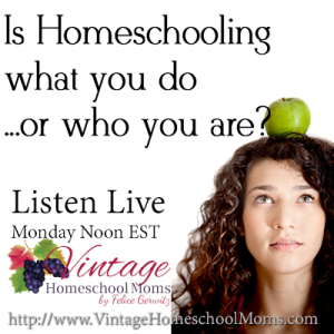 Is Homeschooling Who You Are
