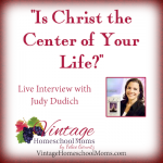 Christ Centered – with Judy Dudich