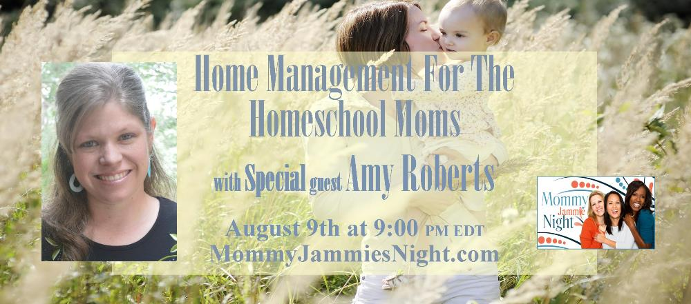 home management for the homeschool moms