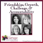 Friendships, Growth, Challenge, & Accountability
