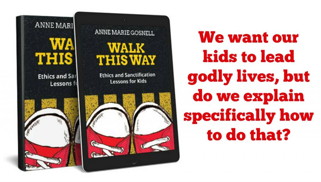 Walk this way giveaway