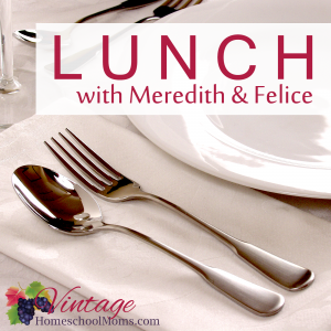 Every First Monday of the Month join Meredith Curtis and Felice Gerwitz at noon.